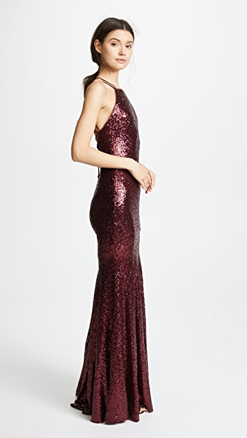 Theia Jessica Gown