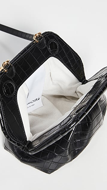 Themoire Gea Croco Bag