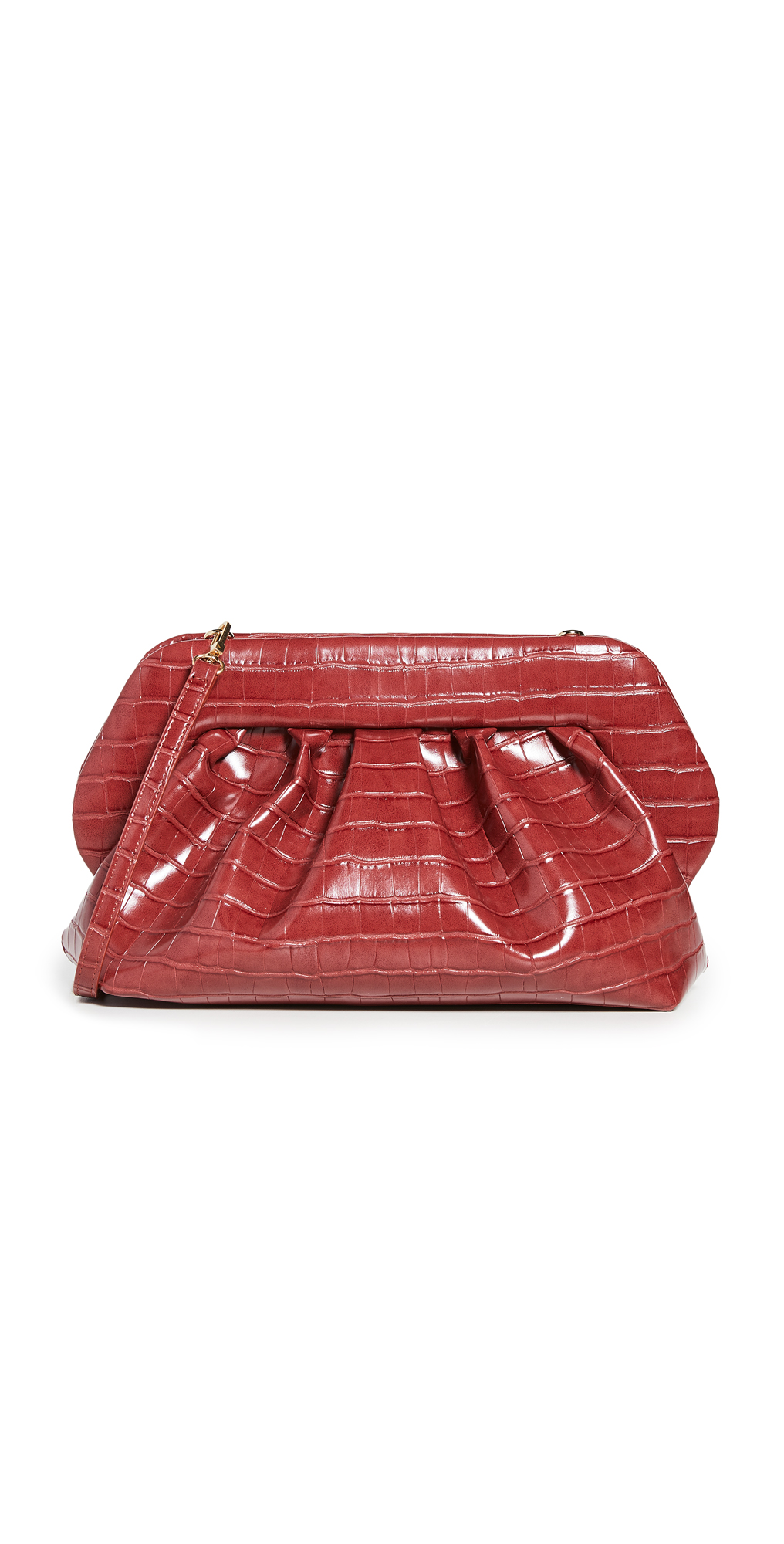 Themoire Bios Croco Bag