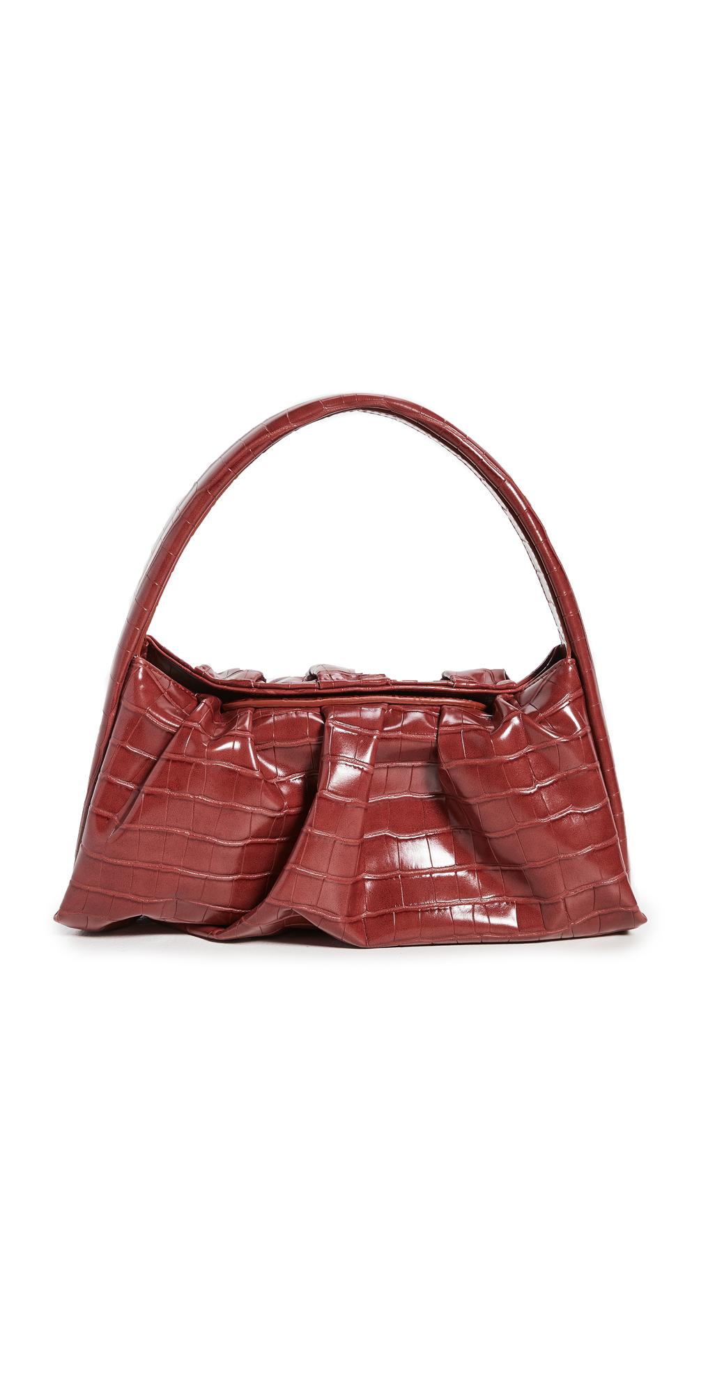 Themoire Hera Croco Bag