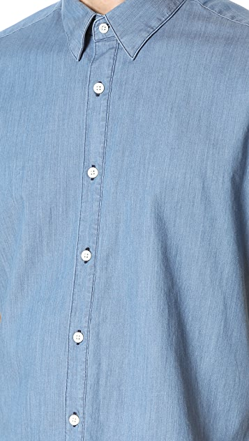 Theory Coppolo Ryerson Shirt