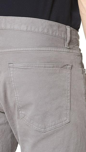 Theory Haydin Renton Twill Jeans
