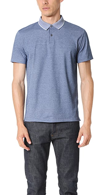 Theory Sandhurst Current Polo Shirt