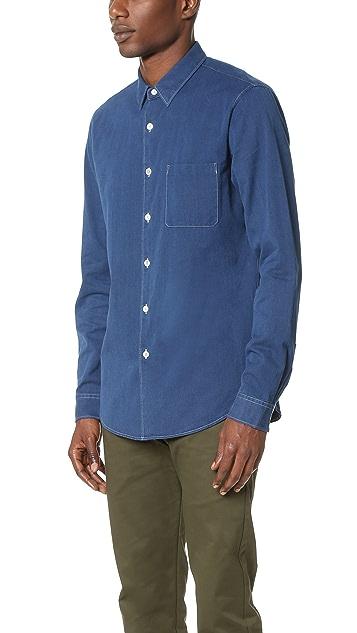 Theory Rammy Curt Shirt