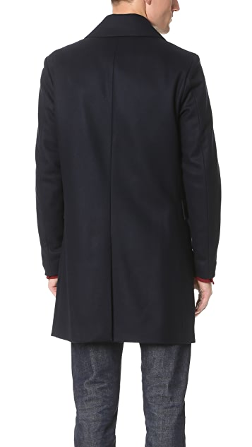 Theory Kenri Voedar Overcoat