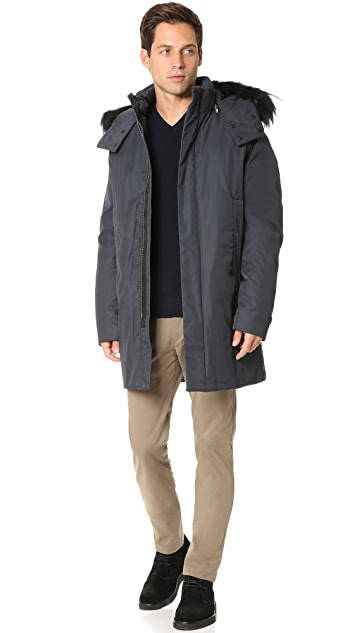 Theory Meyer Decoye Parka