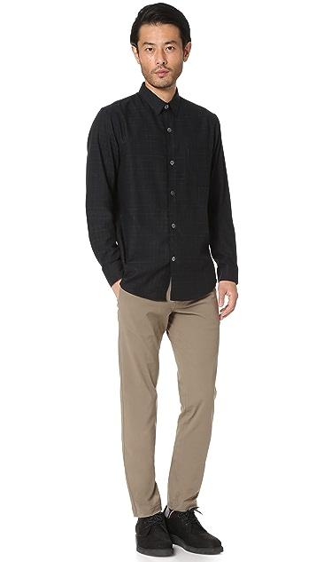 Theory Rammis Valmeyer Shirt