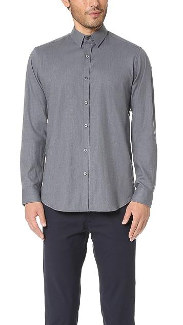 Theory Zack Mendon Shirt