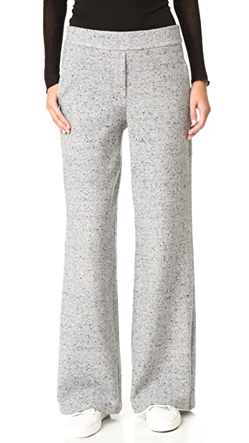 Theory Talbert Speckled Trousers
