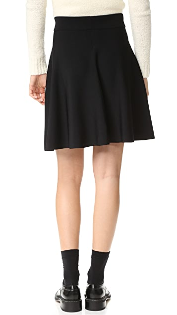Theory Doritta Skirt