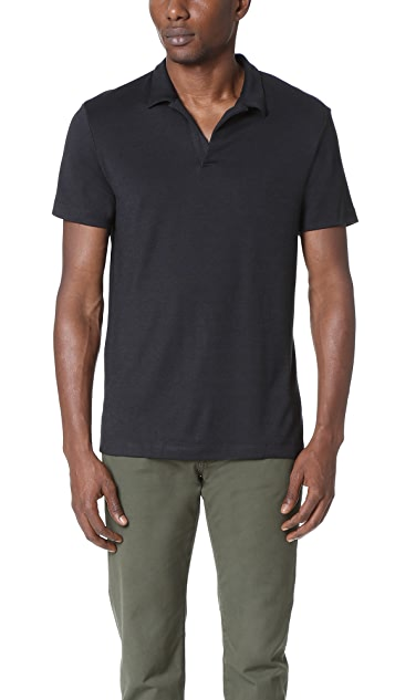 Theory Willem Anemone Polo