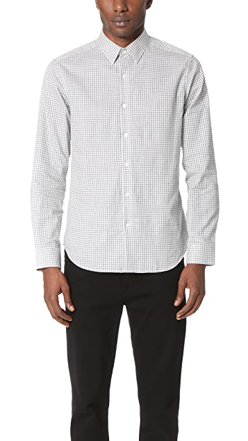 Theory Sylvain Piran Dress Shirt
