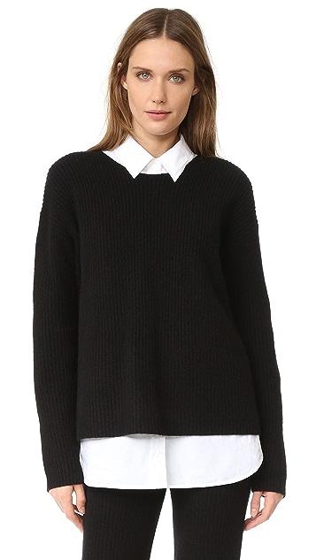 Theory Twylina B Cashmere Sweater