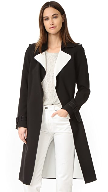 Theory Laurelwood Coat