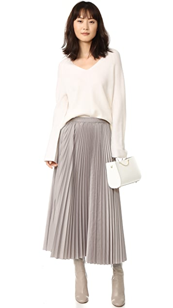 Theory Dorothea Skirt