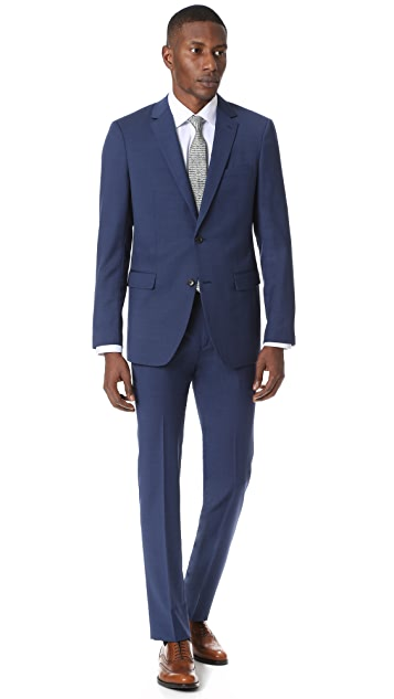 Theory Wellar Heiron Suit Jacket
