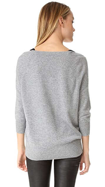 Theory Saline B. Cashmere Sweater