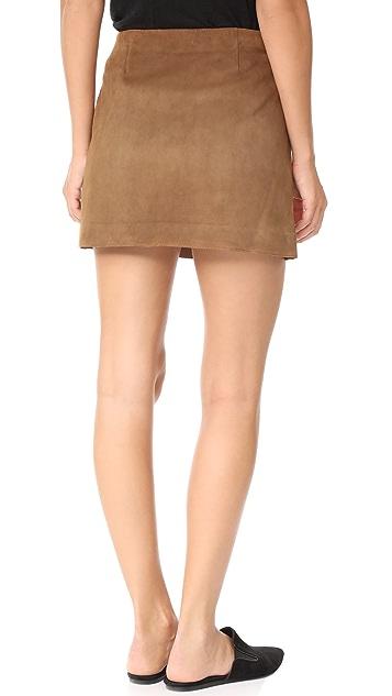 Theory Murta Skirt