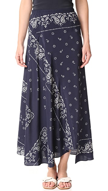 Theory Sopheema SL Skirt