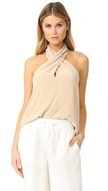 Theory Ertil Halter Top