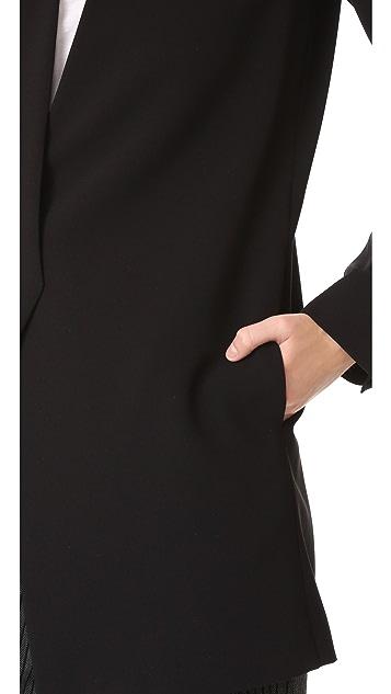 Theory Winola Admiral Coat