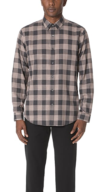 Theory Clean Placket Shirt