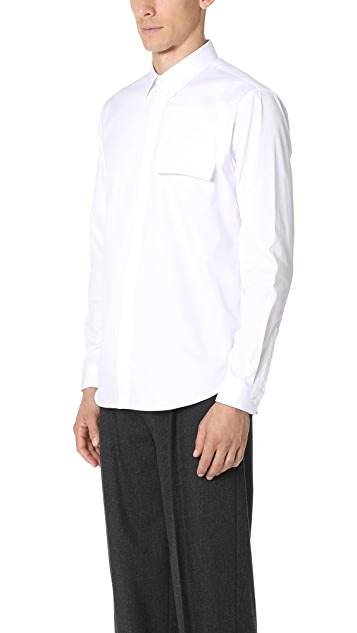 Theory Clean Fly Shirt