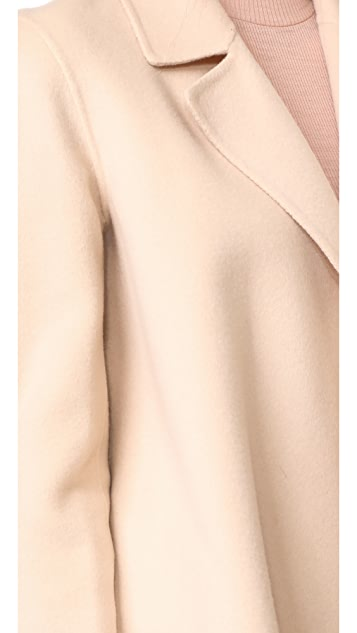 Theory Clairene Wool Coat