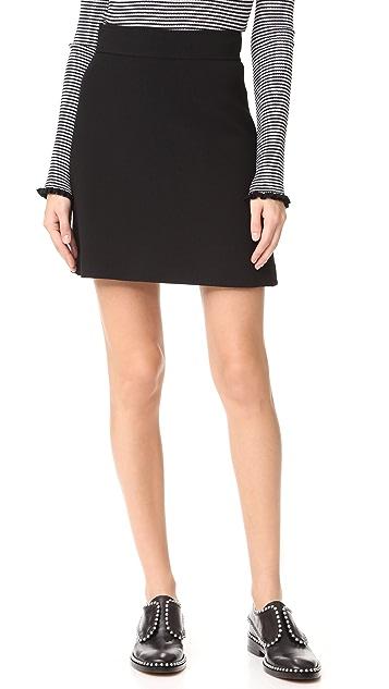 e45a582faa Theory Highwaist Mini B Skirt | SHOPBOP