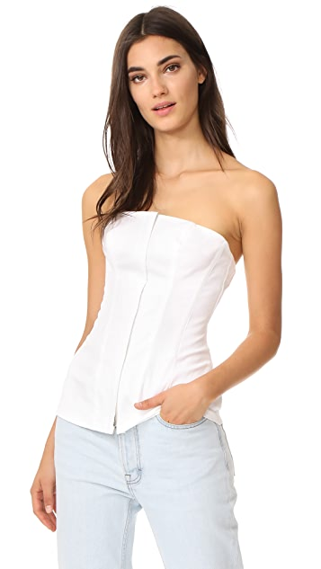 Theory Modern Bustier