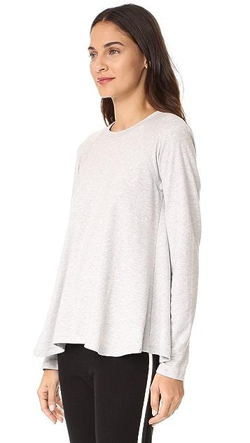 ... Theory Swing Pullover Sweatshirt ...