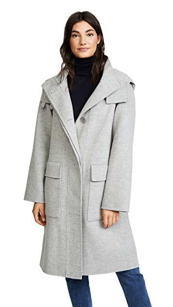 Theory Duffle Coat DF