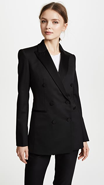 Theory Wool Tux Jacket