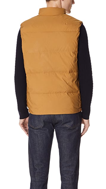 Theory Reversible Down Vest