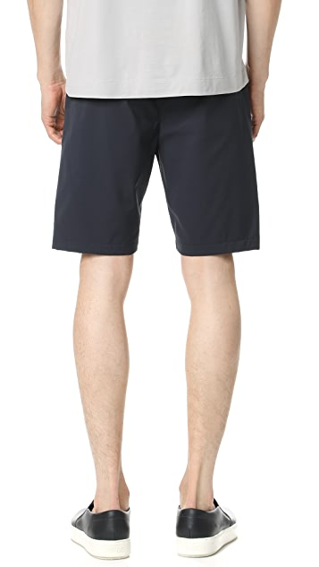 Theory Zaine Neoteric Shorts