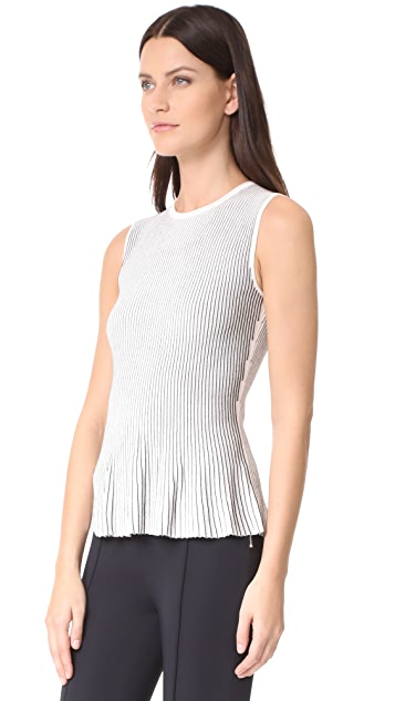 Theory Canelis Knit Top
