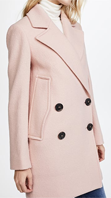 Theory Cape Coat