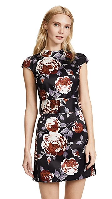 Theory Mod Belted Dress