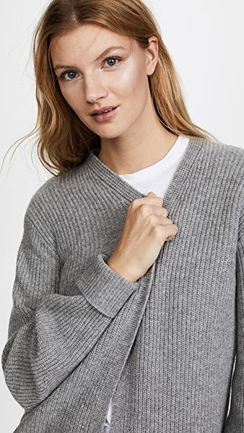 Theory Cashmere Cardigan