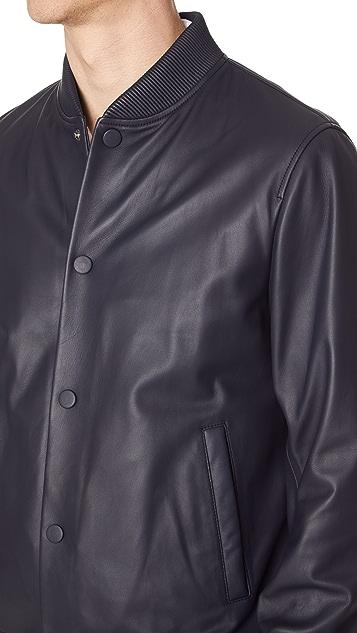 Theory Hubert Varsity Jacket