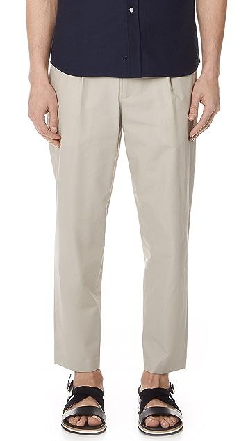 Theory Sebastian Cotton Trousers
