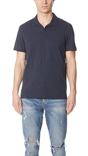 Theory Willem Cosmos Polo Shirt