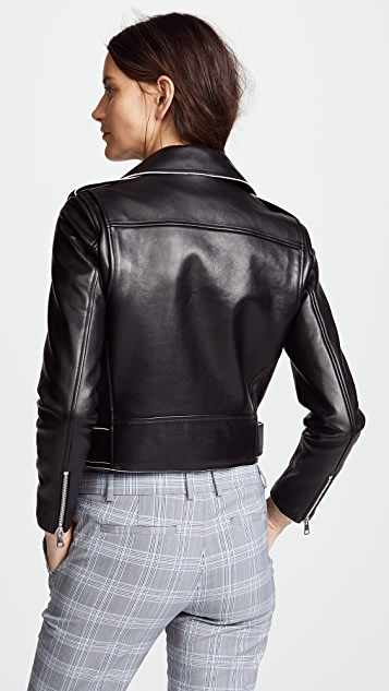 Theory Shrunken Moto Jacket