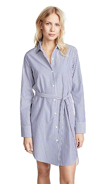Theory Clean Shirtdress