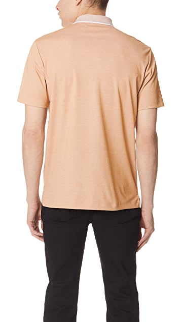 Theory Current Standard Polo Shirt