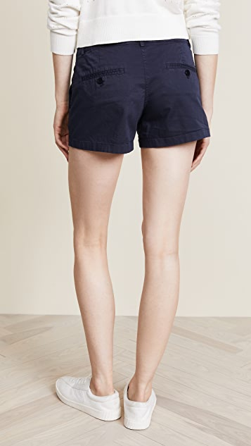Theory Bennie BD Shorts
