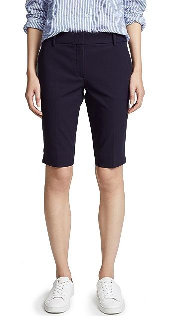 Theory Basic Capri Shorts