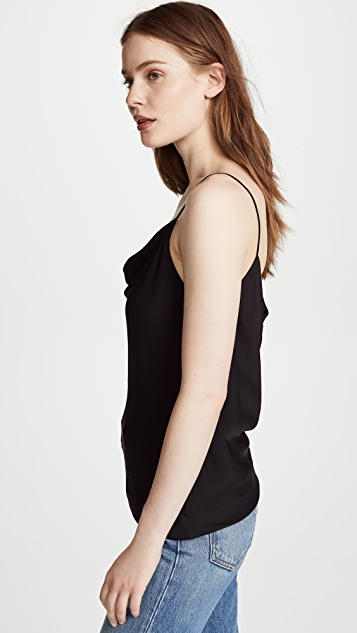 Theory Evening Slip Cowl Cami