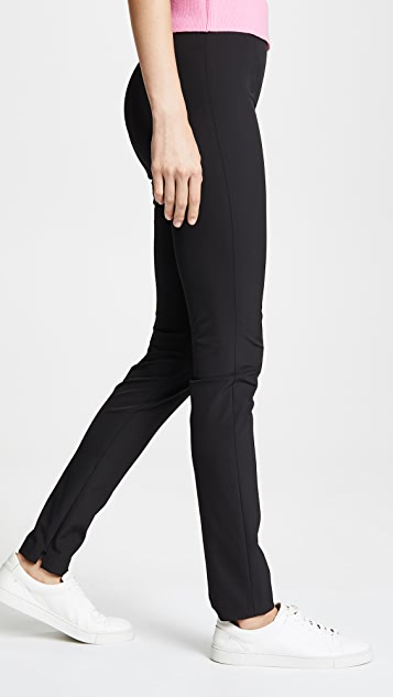 Theory High Waisted Trouser Leggings
