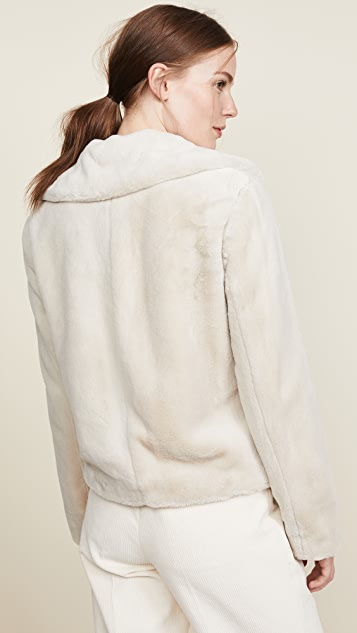 Theory Luxe Coat